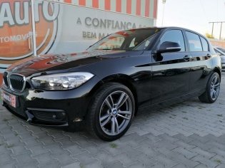 BMW 116 I-E DYNAMICS