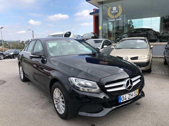 Mercedes-Benz C 180 Bluemotion