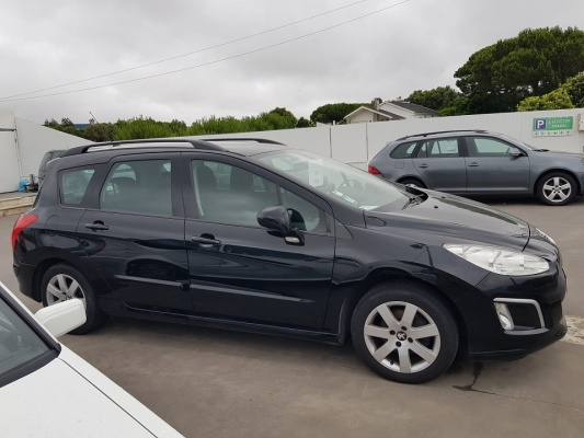 Peugeot 308 SW, 2021