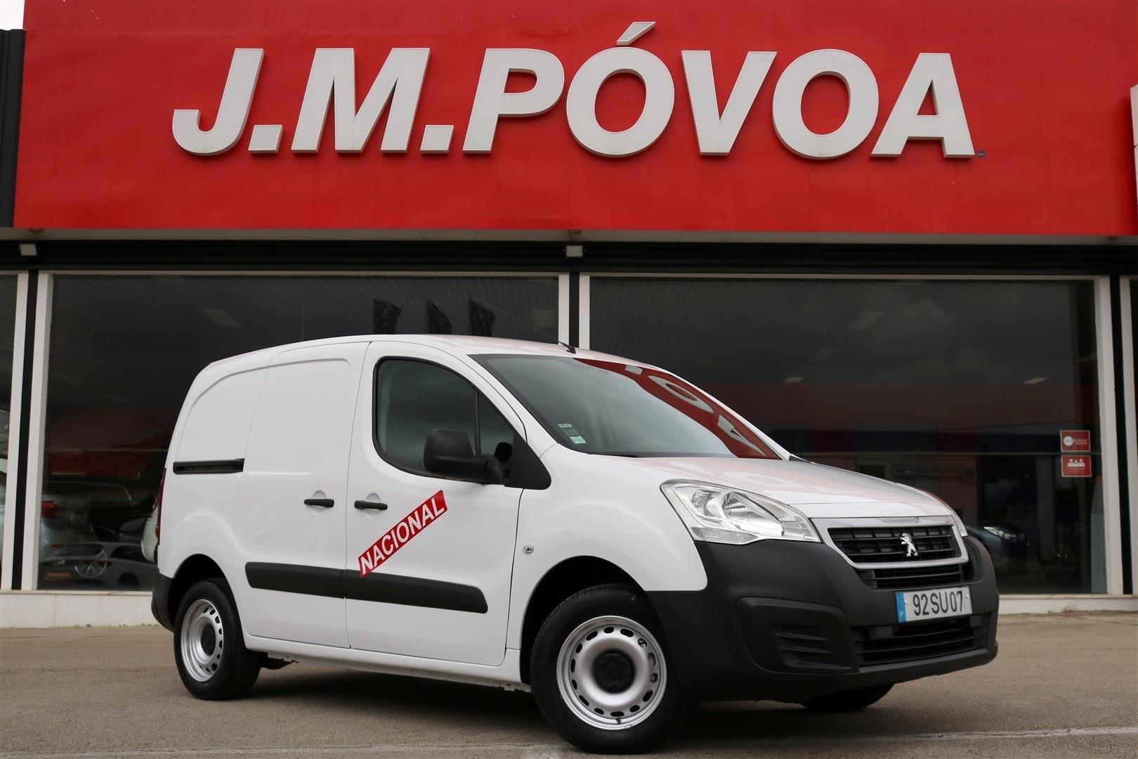 Peugeot Partner 1.6 BlueHDI L1 Premium 100cv