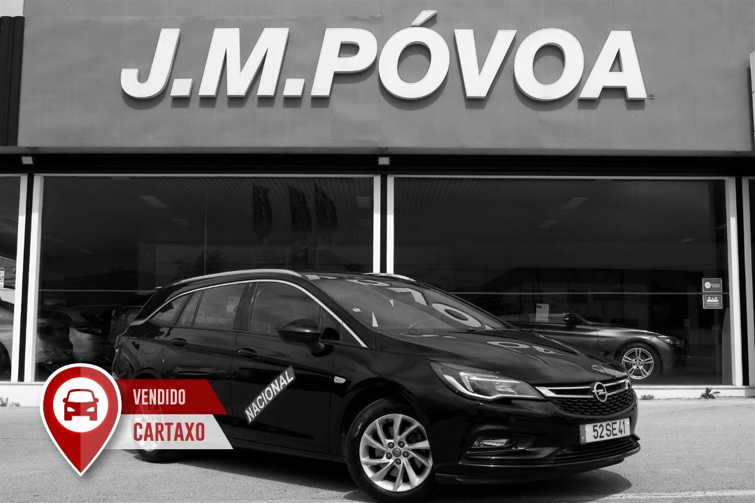 Opel Astra Sports Tourer 1.6 CDTI Innovation S/S 136cv