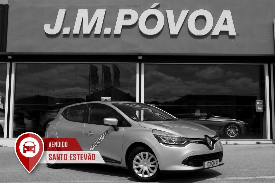 Renault Clio 1.5 DCI Dynamique S/S GPS