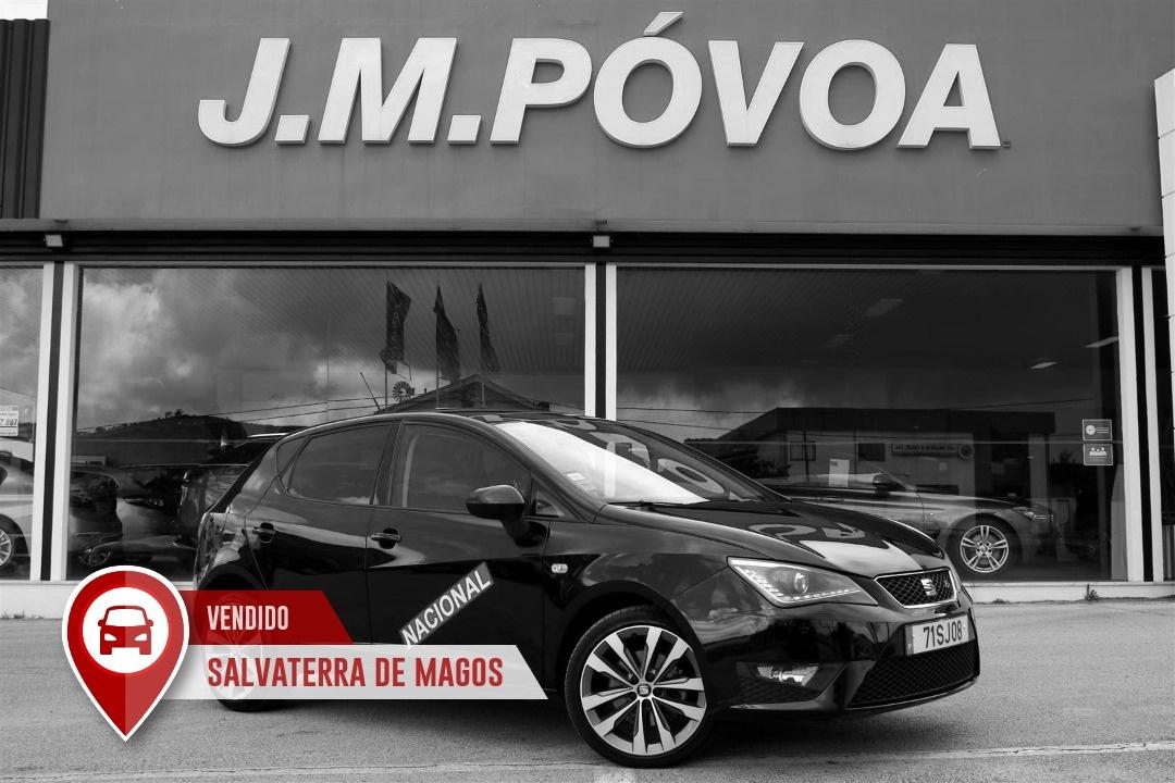 Seat Ibiza 1.4 TDI FR GPS 105cv