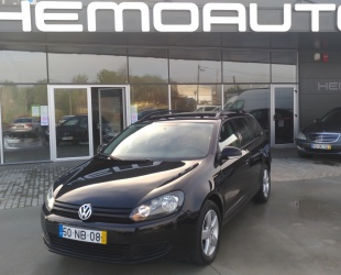 Vw Golf Variant 1.6 TDI Confortline
