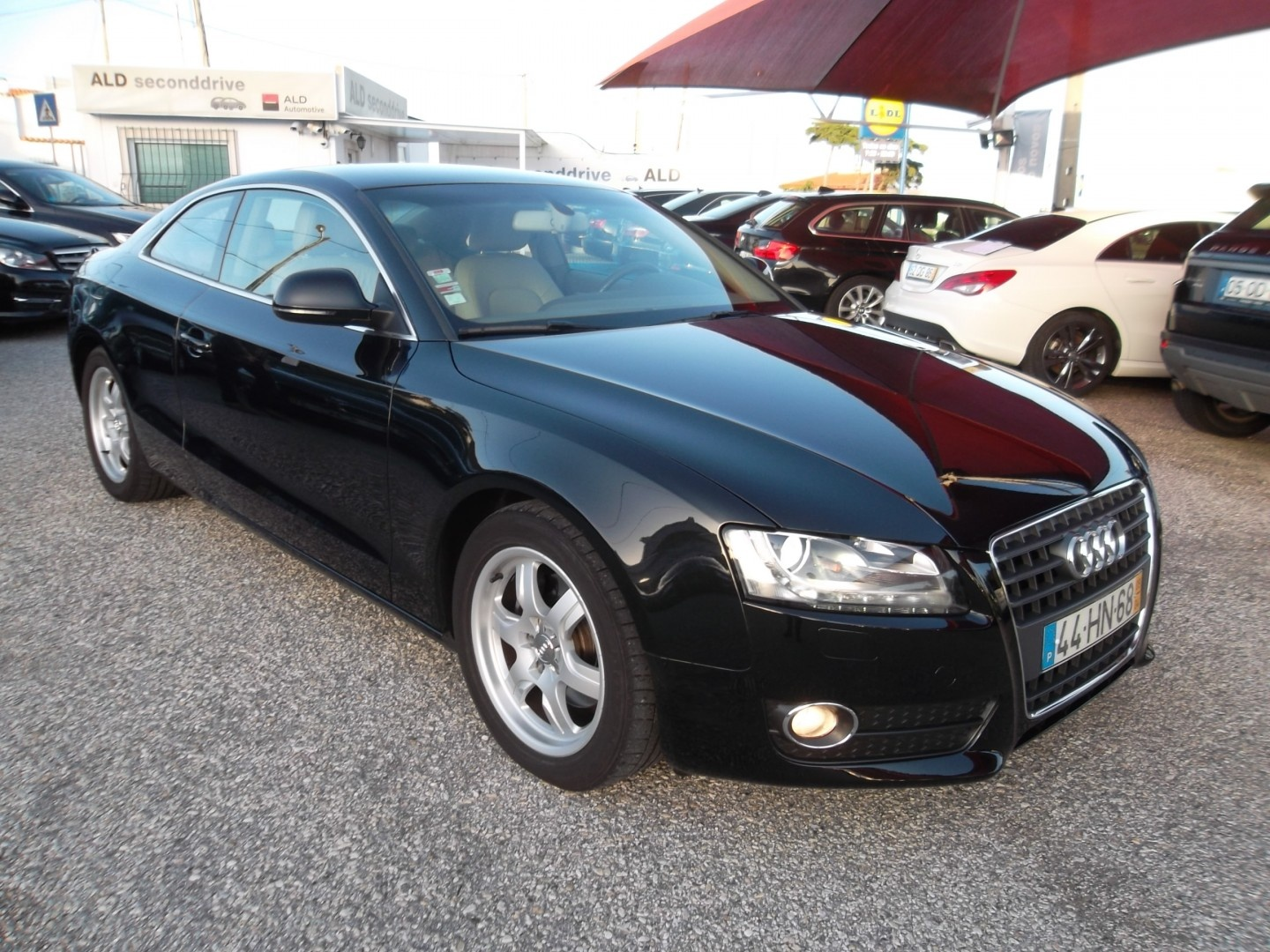 Audi A5 COUPÉ 2.0 TSFI MULTITRONIC