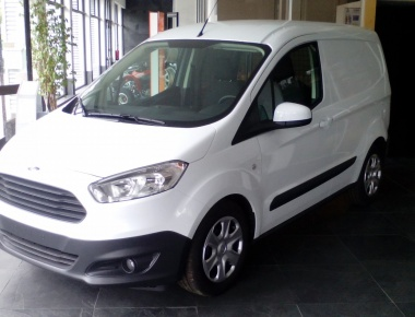 Ford Courier 1.5 TDCi