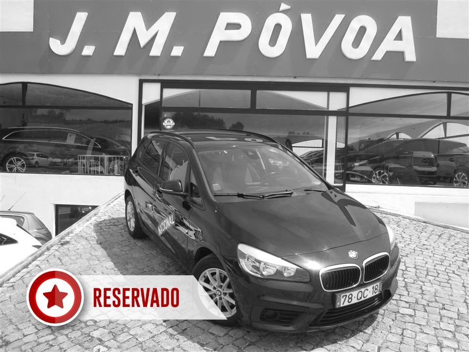 BMW 216 Active Tourer d