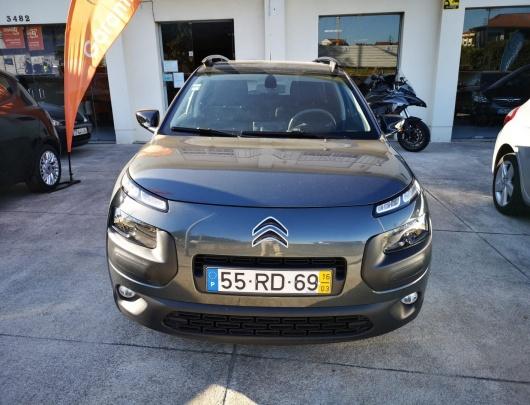 Citroën C4 Cactus 1.2 Pure Tech Shine