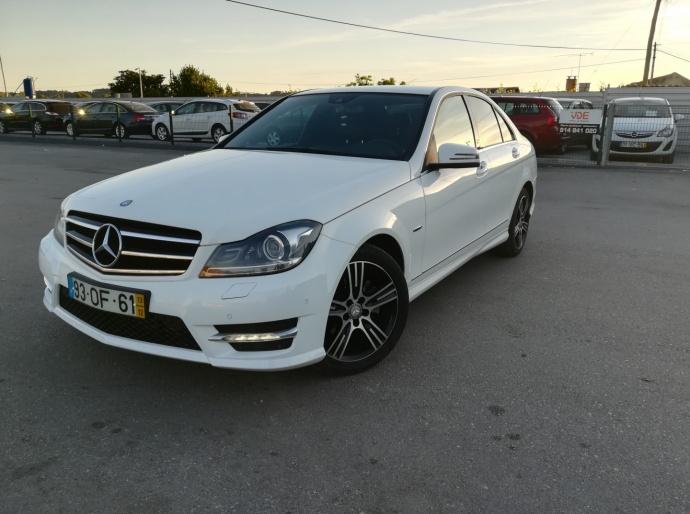 Mercedes-Benz C 250 Edition C 204cv Full Extras