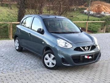 Nissan Micra 1.2 Naru Edition C/ Sens. Estacionamento