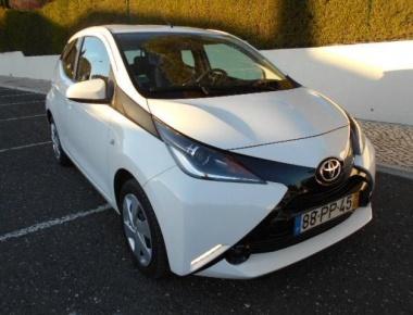 Toyota Aygo 1.0 x-play+ac+x-touch