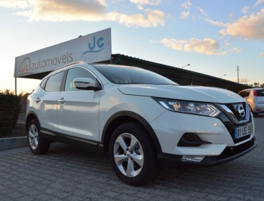 Nissan Qashqai 1.5 dCi N-Connecta Business