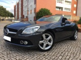 Mercedes-benz Slk 250 CDI Bluefficiency Cabrio