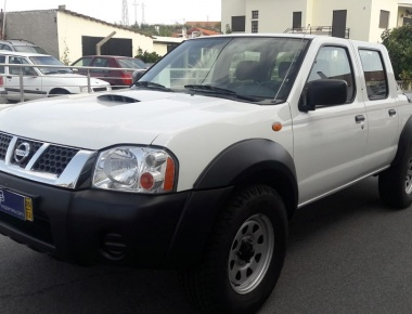 Nissan Pick Up 4X4 2.5D