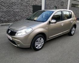 Dacia Sandero 1.2 16v Gasolina, Nacional