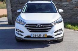 Hyundai Tucson 1.7 CRDi Executive DCT