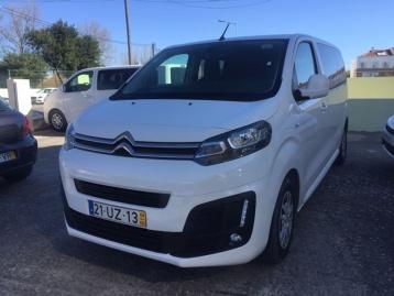 Citroën Spacetourer 1.6 Hdi 9 lugares classe 1