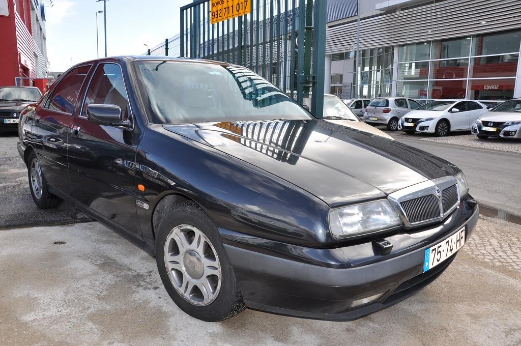 Lancia Kappa 2.4JTD