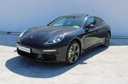 Porsche Panamera S Hybrid Plug In