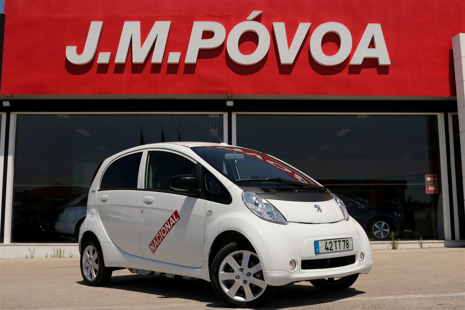 Peugeot iOn Standard Full Electric 67Cv