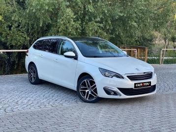 Peugeot 308 sw 2.0 BlueHDi Allure J17