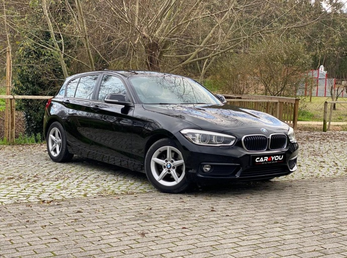 Bmw 116 D EDynamics Advantage