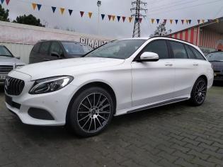 Mercedes-Benz C 220 Blu Tec AMG Line Aut.