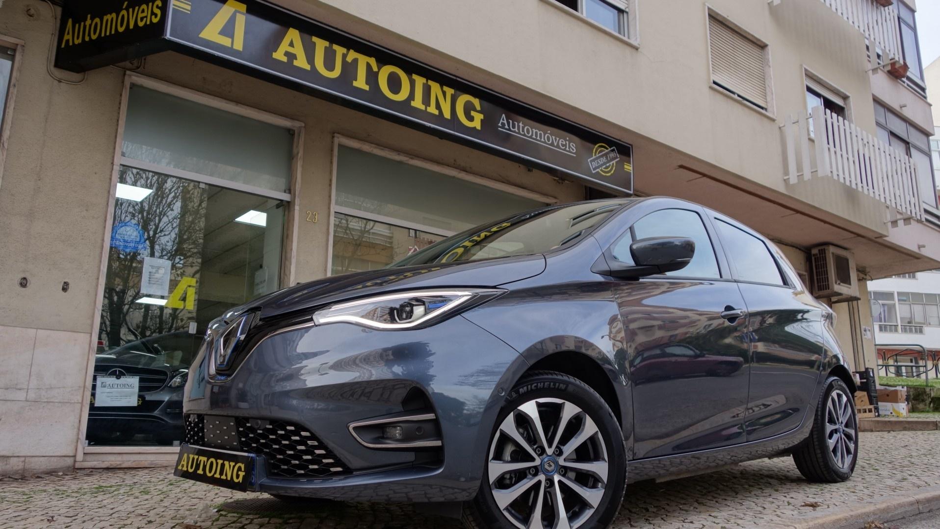 Renault ZOE 50 R135 EXCLUXIVE
