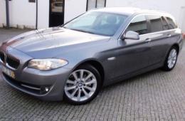 BMW 520 Da Touring GPS/TECTO