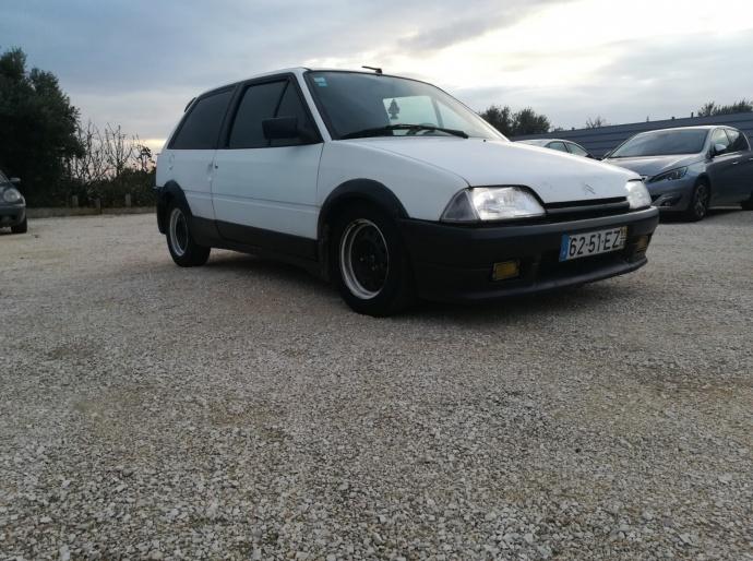 Citroën AX 1.5D Furio