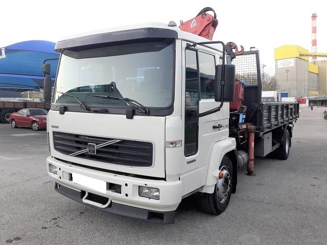 Volvo FL6 12TON Basc/ Grua
