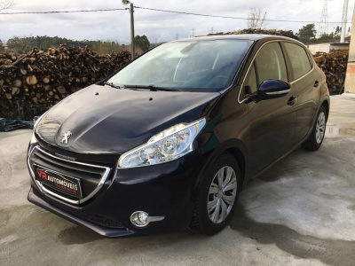 Peugeot 208 E-HDI FAP BLUE LION BUSINESS PACK