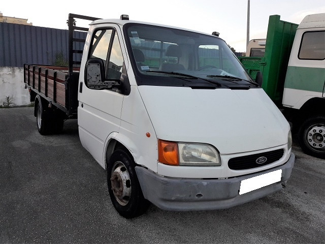 Ford Transit 190 CH/CABINA LD 3
