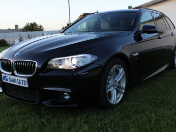 BMW 525 D PACK M TOURING