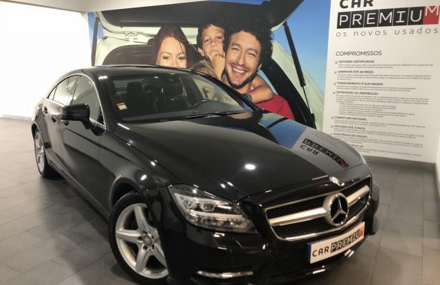 Mercedes-benz Cls 250 250 CDi BlueEfficiency