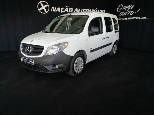 Mercedes-Benz Citan, 2015