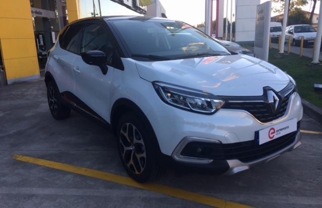 Renault Captur 1.5 dCi Exclusive 110