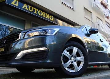Peugeot 508 SW 1.6 HDI ACTIVE GPS