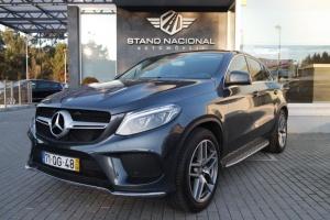 Mercedes-benz Gle Coupé 350 d