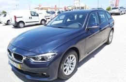 BMW Série 3 318D TOURING ADVANTAGE, GPS