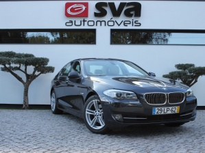 BMW 520 d Nacional