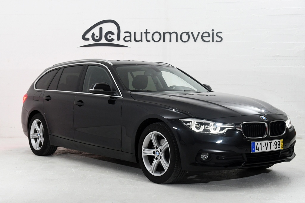 BMW 318 d Touring Advantage Aut.