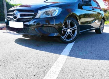 Mercedes-Benz A 180 CDI BLUE EFFIC KIT AMG