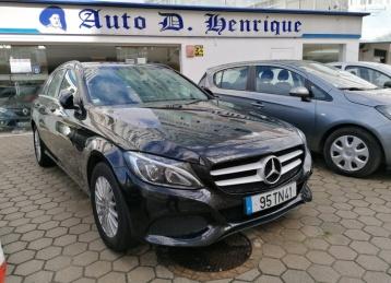 Mercedes-Benz C 180 Bluetec