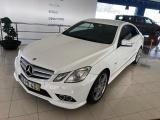 Mercedes-Benz E 220 CDI COUPE AMG