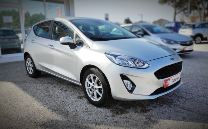 Ford Fiesta 1.1 Ti-VCT Business