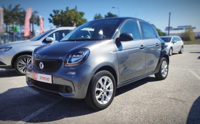 Smart ForFour 1.0 Edition