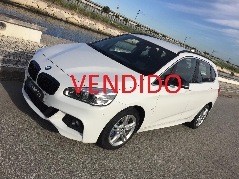 BMW Série 2 220d Active Tourer
