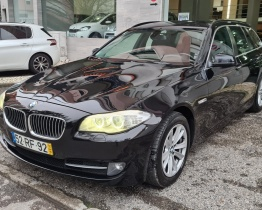 BMW 520 d Tour M. Extras