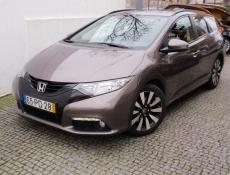 Honda Civic 1.6 CDTI tourer